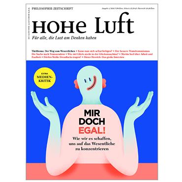 HOHE LUFT 1/ 2018